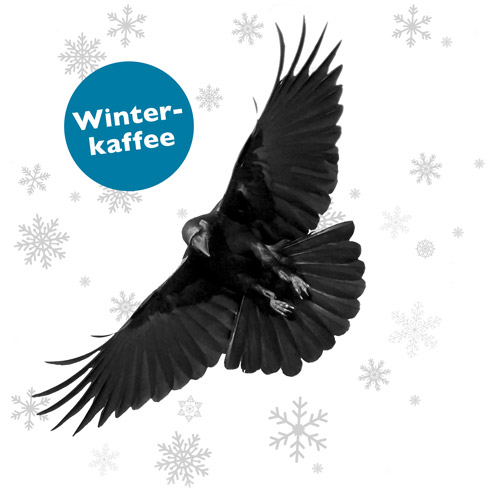 Winterkaffee 2020 Kaffeerösterei rabenschwarz