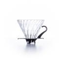 Hario Handfilter v60 Glas schwarz