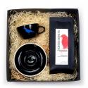 Geschenkpaket ACME Cappuccino Kaffee Tasse