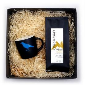 Geschenkpaket Kaffee Kaffeebecher Kaffeetasse Tasse