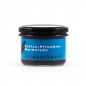 Kaffee-Pflaumen-Marmelade