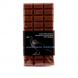 Schokolade Latte Macchiato