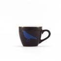 ACME Tasse Espresso rabenschwarz