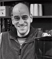 Tom Friedrichs, der Kaffeeröster