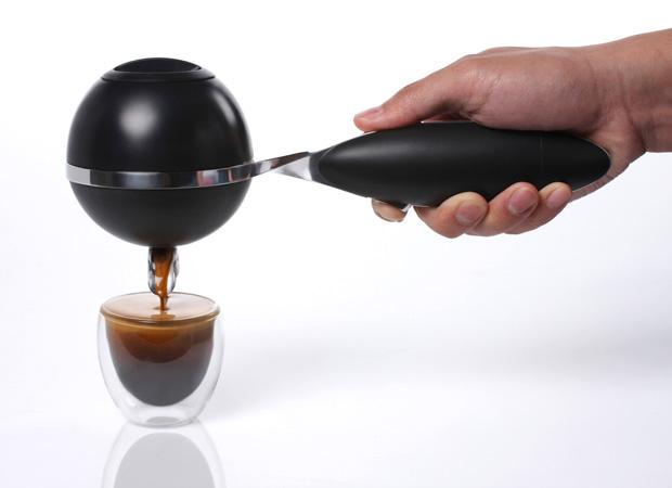 mypressi TWIST - mobile Espressomaschine