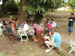 Einsatz für drogenabhängige Straßenkinder in Nicaragua