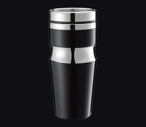cilio Auto-Thermobecher Futura schwarz