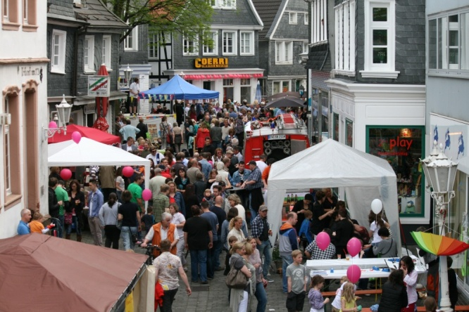 Kirchstraßenfest 2012